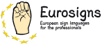 EUROSIGNS (European Sign Languages for Professionals)